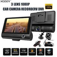<b>Car Dash</b> Cams with <b>3</b> Cameras for sale | eBay