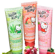 Image result for Hello Kitty Body Whitening Lotion spf 70++