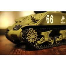 Купить <b>Радиоуправляемый танк Heng Long</b> U.S. M4A3 Sherman ...