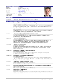 example of best resumes template example of best resumes