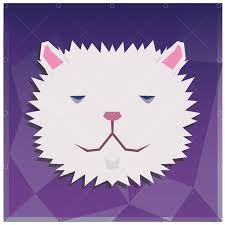 <b>Persian cat</b> Graphic Vector - Stock by Pixlr