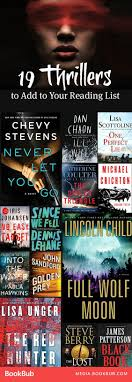 17 best ideas about michael crichton interesting 19 thriller books to add to your reading list in 2017 including new releases from