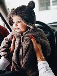 <b>Pudcoco Cute</b> Hot Style <b>Newborn Baby</b> Girl Boy Fuzzy Clothes ...