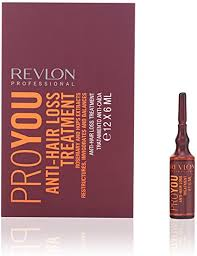 <b>Revlon Pro</b> You Anti-<b>Hair</b> Loss Treatment, 6 ml, Pack of 12: Amazon ...