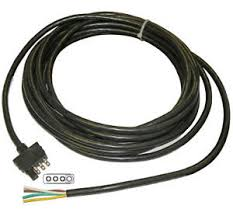 25 039 wire trailer camp harness 4 prong flat trailer cord image is loading 25 039 wire trailer camp harness 4 prong