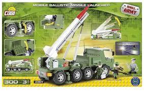 Купить <b>Конструктор Cobi</b> Small Army 2364 Мобильная <b>ракетная</b> ...