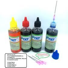 <b>YOTAT 400ml Dye ink</b> refill kit for HP 902 903 904 905 906 907 908 ...