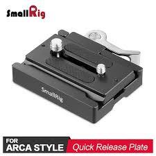 <b>SmallRig DSLR Camera</b> Plate <b>Quick</b> Release <b>Clamp</b> for DJI Ronin ...