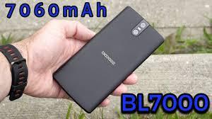A 7060mAh <b>Battery</b> Monster - <b>Doogee</b> BL7000 Smartphone Review ...