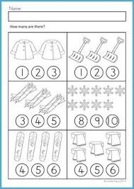 1000+ images about Math Kids on Pinterest | Math worksheets ...Winter Math Worksheets & Activities No Prep