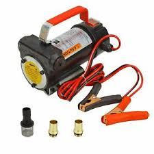 <b>Electric</b> Fuel Transfer <b>Pump 12V DC</b> Fit Diesel Kerosene <b>Oil</b> ...