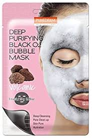 Best <b>Deep Purifying</b> Black O2 Bubble Mask <b>Volcanic</b> of 2019 - Top ...