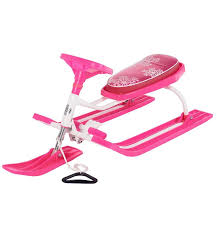 <b>Снегокат Sweet Baby</b> Snow Rider 2, цвет: pink, артикул: 394847 ...