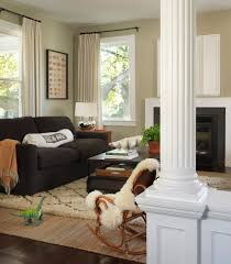 living room inspiration for a timeless enclosed living room remodel in providence with a standard fireplace carpet oval office inspirational