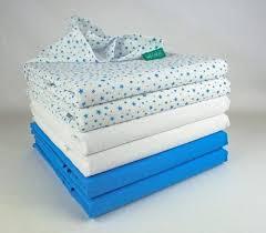 <b>Набор пеленок KARNA</b>, <b>80*80</b> см, 6 предметов, синий — купить в ...