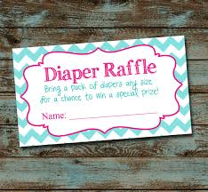 gender reveal party diaper raffle raffle ticket cards and 128270zoom