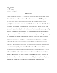 annotated bibliography essay example examples of annotated best photos of examples of bibliography for articles sample sample annotated bibliography introduction