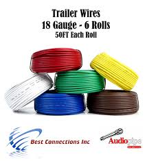 trailer wiring harness diagram 6 way solidfonts 6 way trailer wiring diagram hipertemizlik com