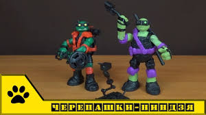TMNT Nickelodeon, <b>Черепашки</b>-<b>ниндзя</b> от <b>Playmates toys</b> ...
