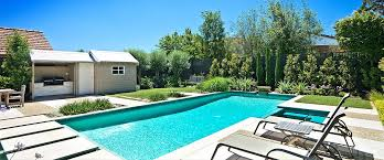 Small Picture Pool and garden design melbourne