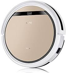 <b>ILIFE V5s Pro</b> Robotic Vacuum Cleaner with Water Tank ...