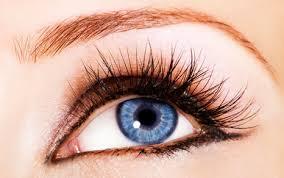 زیبایی چشمها با اکستنشن مژه