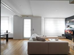 white design simple interior living simple minimalist living room beige sofa white ceiling wooden foor des