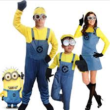 Minion Jumpsuit <b>Despicable</b> Me Cosplay Costumes Boys Girls Kids ...