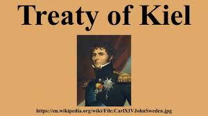 「Treaty of Kiel」の画像検索結果