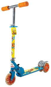 Городской <b>самокат Shantou City</b> Daxiang Plastic Toys ST-ALU ...