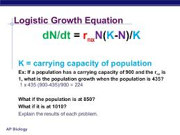 population growth formula ap biology essay   essay for you population growth formula ap biology essay img