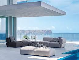 Sofa <b>Butterfly</b> -B&B Italia Outdoor - Design by Patricia Urquiola