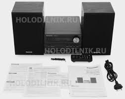 Музыкальный центр <b>Panasonic SC</b>-<b>PM 250</b> EE-K купить в ...