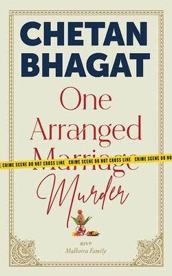 One Arranged Murder Book PDF Download Chetan Bhagat One Arranged Murder Novel Free PDF Online