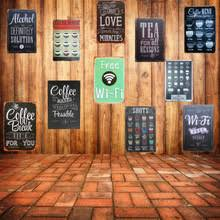 Buy <b>metal retro sign</b> and get free shipping on AliExpress.com