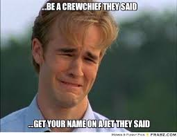 Be a crewchief they said... - Meme Generator Captionator via Relatably.com