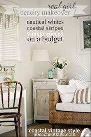 beach cottage coastal nautical summer house makeover on a budget beach cottage furniture coastal