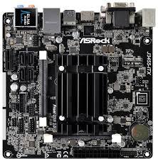 <b>Материнская плата ASRock J3455-ITX</b> — купить по выгодной ...