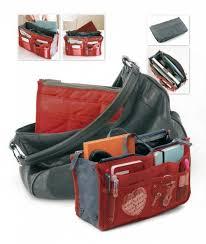 <b>Органайзер</b> для <b>сумки</b> «<b>СУМКА</b> В <b>СУМКЕ</b>» цвет красный купить ...