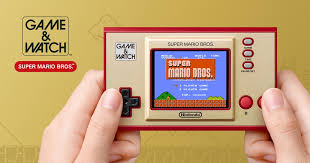 The official home of the Game & Watch: Super <b>Mario Bros</b>. system.