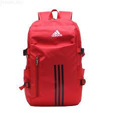Adidas <b>New Travel Backpack</b> Student <b>Backpack Travel Bag</b> Couple ...