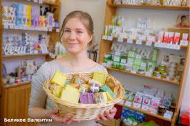 Петербурженка открыла собственный магазин по продаже <b>мыла</b> ...