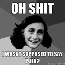 The 15 Best: The 15 Best Anne Frank Memes via Relatably.com