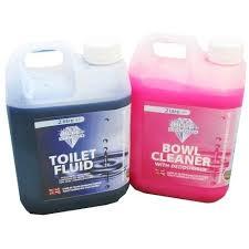 Caravan Toilet Chemicals: Amazon.co.uk