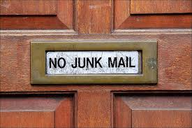 How to Get Rid of Junk Mail: Get Paid to Give it to This Company