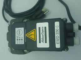 New <b>Atlas</b> Copco EWD 330C Compressor <b>Automatic Electronic</b> ...
