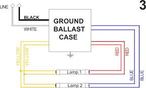fluorescent light ballast wiring diagram wiring diagram and fluorescent ballast wiring diagram diagrams and schematics