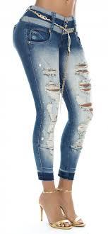 <b>Jeans</b> levanta cola <b>WOW</b> 86229 Azul | Джинсовый стиль, Стиль и ...