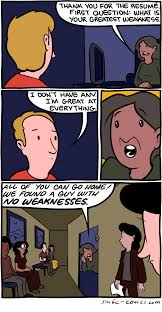 what s your best answer for the what s your greatest weakness and another relevant smbc