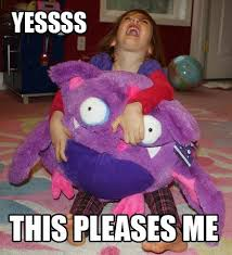 Squish-tested, four-year-old approved! #squishable #plush #meme ... via Relatably.com